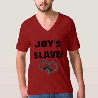 DER SKLAVE DER FREUDE! T-Shirts
