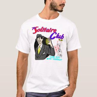 Der solitaire-Verein T-Shirt