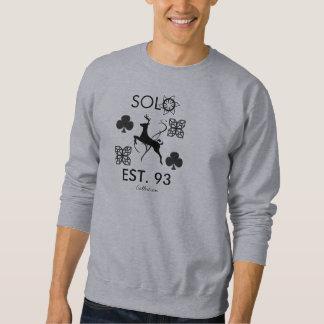 Der Solo- Pullover der Frauen