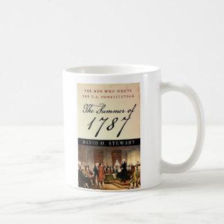 Der Sommer von 1787 Kaffeetasse