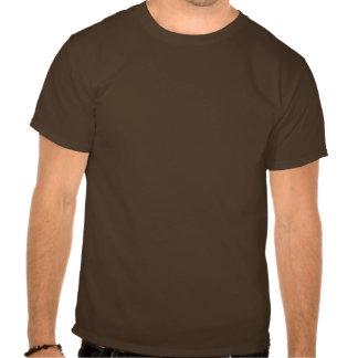 Der Sparky genehmigten die Arbeit Elektriker-Männe T Shirt