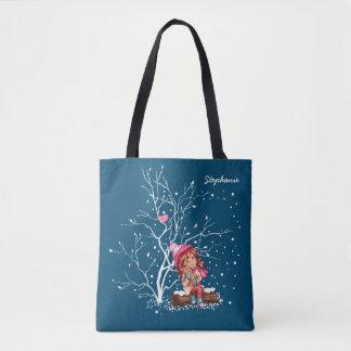 Der spaß-Weihnachtsgeschenk-Taschen-Taschen des