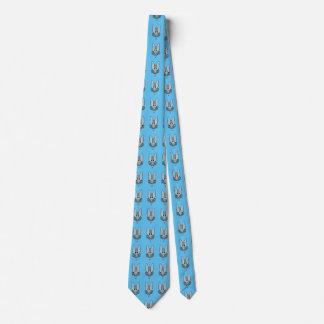 Der spezielle Fluglinienverkehr Personalisierte Krawatten