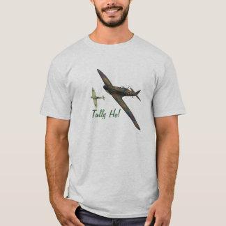 Der spitfire-Verein - Luftschlacht um T-Shirt