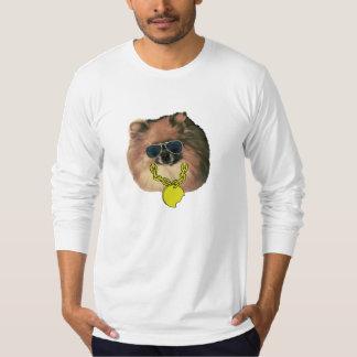 Der Spitz-lang Sleeved T - Shirt der Männer