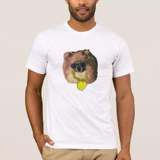 Der Spitz-T - Shirt der Männer