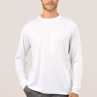 Der Sport-Tek der ActiveWear-Männer langer T-Shirt