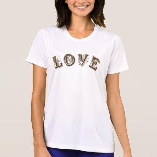 Der Sport-Tek der Frauen T-Shirt