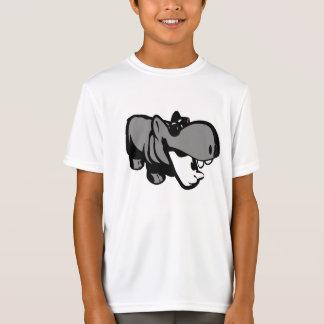 Der Sport-Tek der Kinder hohe T-Shirts