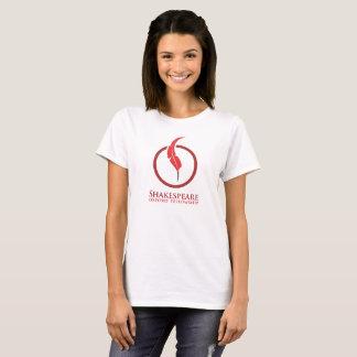 Der Stipendium-Frauen Shakespeare Oxford der T - T-Shirt