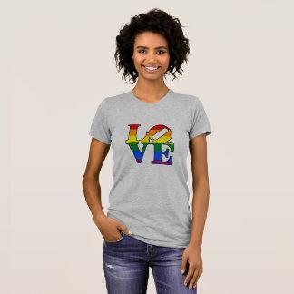 Der Stolz-Liebe-T - Shirt der Frauen