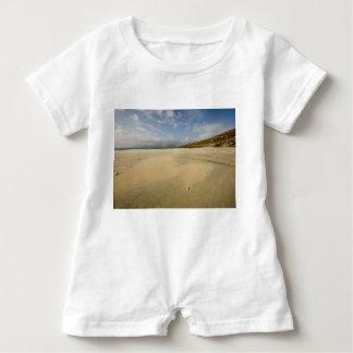 Der Strand bei Luskentyre Baby Strampler