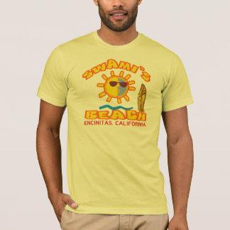 Der Strand des Swamis T-Shirt