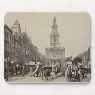 Der Strang, c.1880 (Sepia-Foto) Mauspads