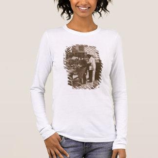 Der Straßen-Bauschlosser, 'vom Straßen-Leben in Langarm T-Shirt