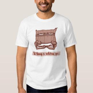 Der Stumpf ist Wtchng Sie… Tshirt