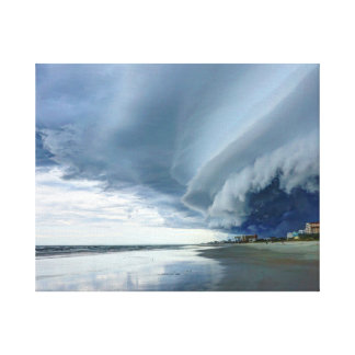 Der Sturm Leinwanddruck