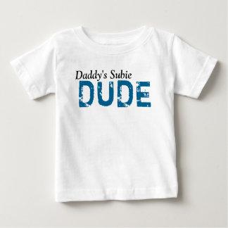 Der Subie des Vatis Typ Baby T-shirt