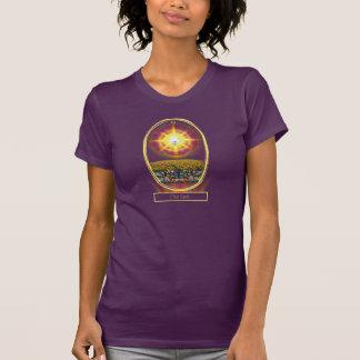 Der sun-Tarot-Karten-T - Shirt (Frauen)