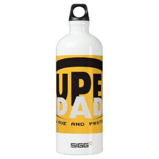 Der Supervati Aluminiumwasserflasche