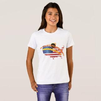 Der T - Shirt 2017 Solareklipse-Kindes