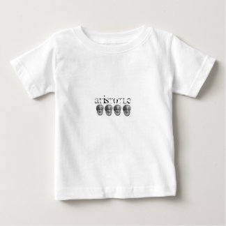 Der T - Shirt Aristoteles-Babys