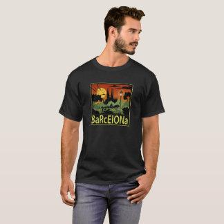Der T - Shirt Barcelona-Männer