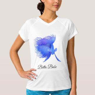 Der T - Shirt Betta Baby-der tropischen