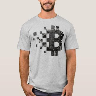 Der T - Shirt BLOCKCHAIN/CIRCUIT Brett-Männer