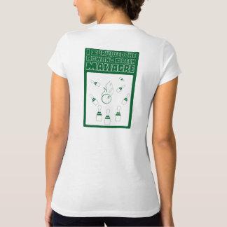 Der T - Shirt Bowling- Greenfrauen