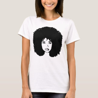 Der T - Shirt der Afro-Göttin-Frauen