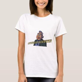 Der T - Shirt der alter Mann-Frauen