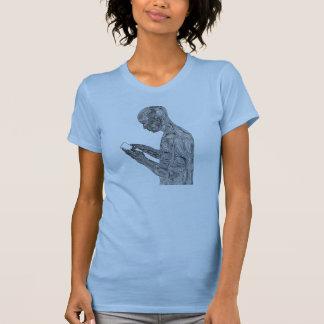 Der T - Shirt der amerikanischen Gebets-Frauen