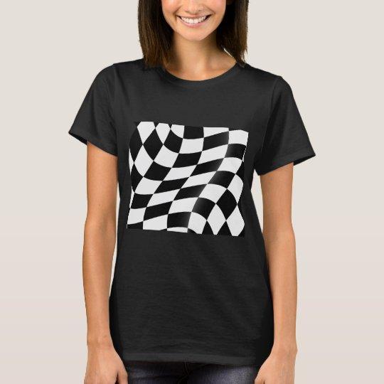 Der T - Shirt der Checkered