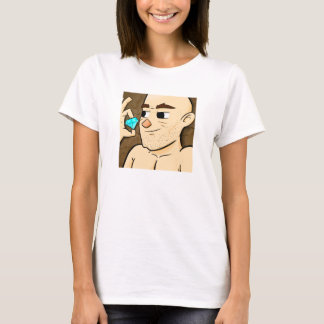 Der T - Shirt der eingestellten Hilfsfrauen
