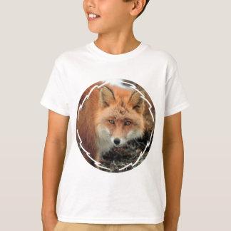 Der T - Shirt der Fox-Arten-Kinder