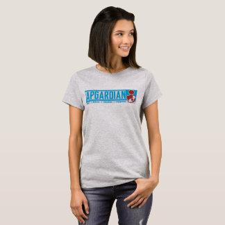 Der T - Shirt der Frauen