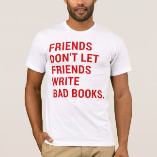 Der T - Shirt der Freund-Männer