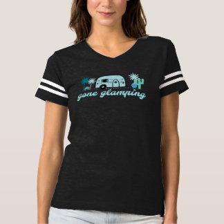 Der T - Shirt der gegangenen Glamping RV