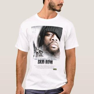 Der T - Shirt der Gleiter-Reihen-Männer