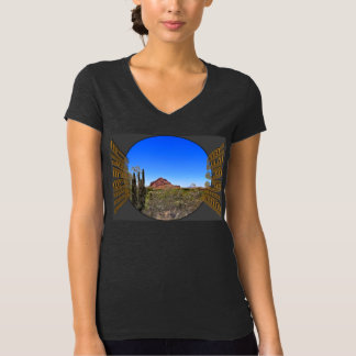 Der T - Shirt der größeren Traumfrauen