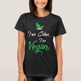 Der T - Shirt der grundlegenden Frauen für Vegans