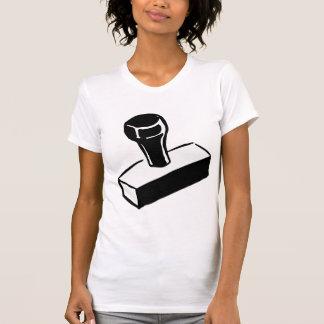 Der T - Shirt der GummiBriefmarken-Frauen