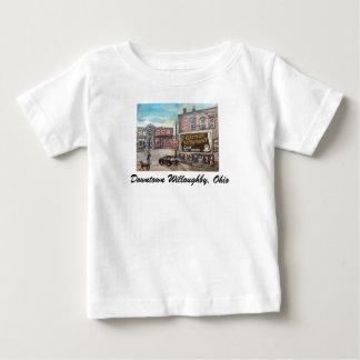 Der T - Shirt der im Stadtzentrum gelegene