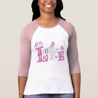 Der T - Shirt der kleinen Liebe-Eule