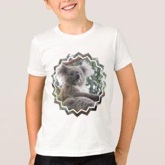 Der T - Shirt der Koala-Bärn-Tatsachen-Kinder