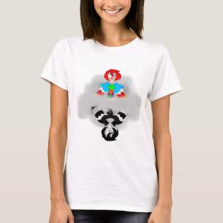 Der T - Shirt der lachenden Jack-Frauen