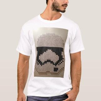 Der T - Shirt der Männer mit Kunstlogo durch Peter