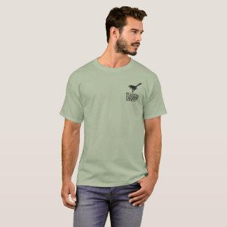 Der T - Shirt der Männer mit Vintagem Logo