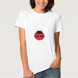 Der T - Shirt der Marienkäfer-Frauen